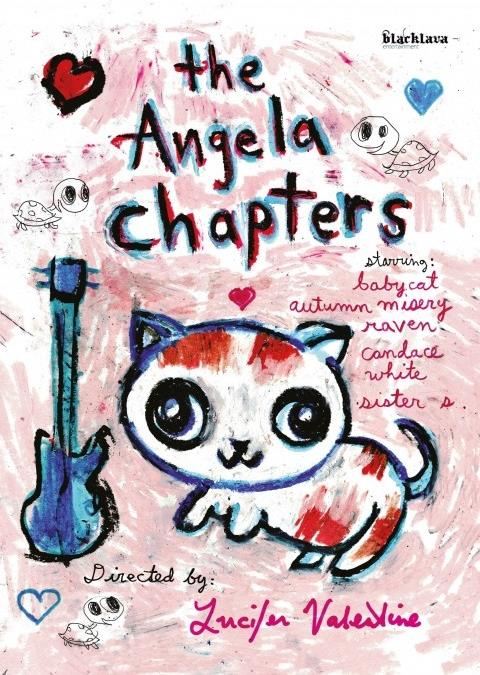 The Angela Chapters (2020) (Slipcase Edition, European Collector's Edition, Limited Edition, Uncut, 2 DVDs)