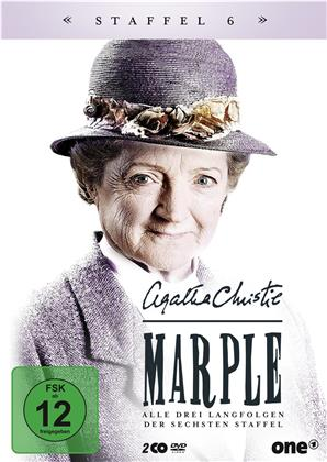 Agatha Christie: Marple - Staffel 6 (2 DVDs)