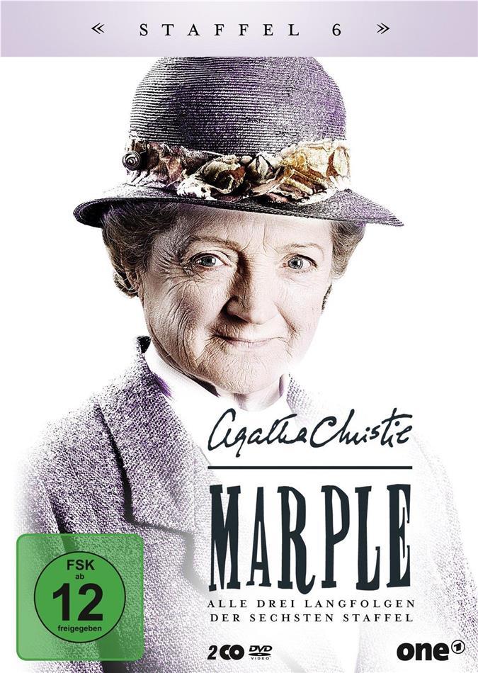 Agatha Christie: Marple - Staffel 6 (2 DVDs)
