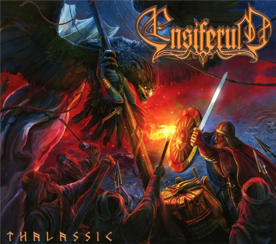 Ensiferum - Thalassic (2 CDs)