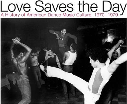 Love Saves The Day/History Dance Music 1970-79 (2 CDs)