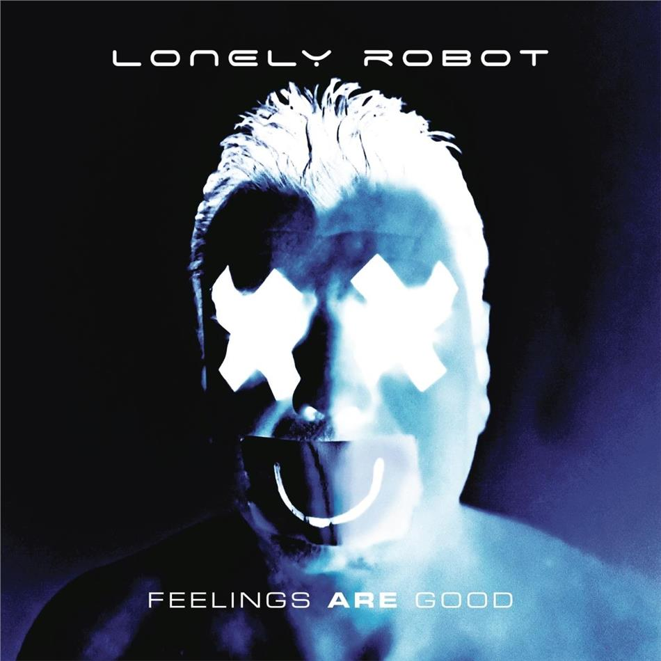Lonely Robot - Feelings Are Good (3 LPs)