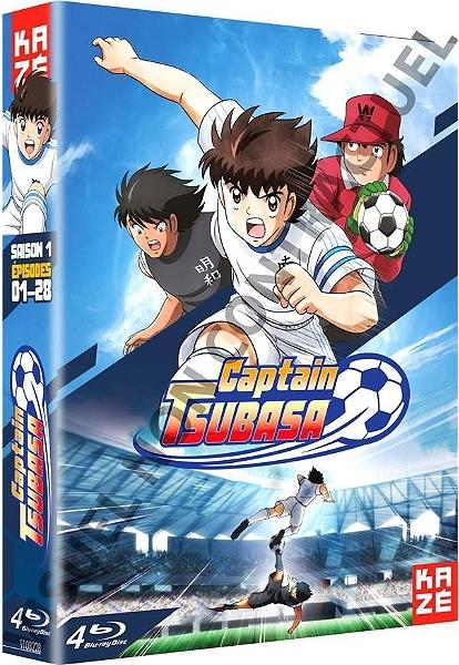 Captain Tsubasa - Saison 1 (4 Blu-rays)