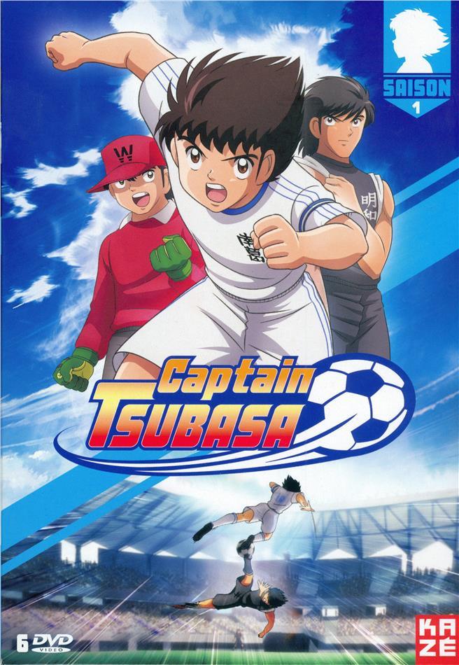 Captain Tsubasa - Saison 1 (6 DVDs)