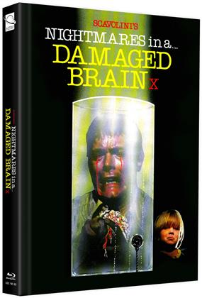Nightmare in a Damaged Brain (1981) (Cover 2, Limited Edition, Mediabook)
