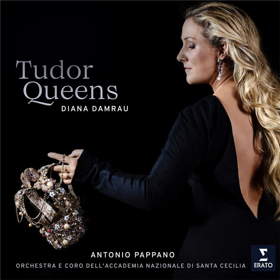 Antionio Pappano, Diana Damrau & Orchestra del Accademia di Santa Cecilia Roma - The Tudor Queens