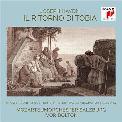 Ivor Bolton, Mozarteum Orchester Salzburg & Joseph Haydn (1732-1809) - Il ritorno di Tobia (3 CDs)