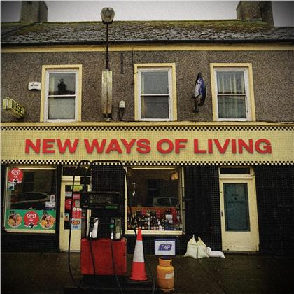 Winter Passing - New Ways Of Living (Yellow with Red Vinyl, LP)