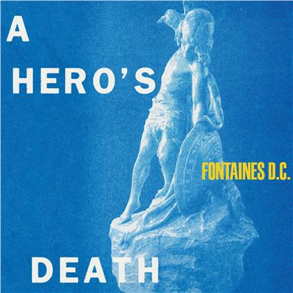 Fontaines D.C. - A Hero's Death (Deluxe Edition, 2 LPs)
