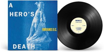 Fontaines D.C. - A Hero's Death (LP)