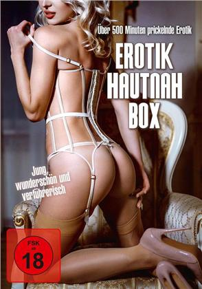 Erotik Hautnah - 8 Filme (4 DVDs)