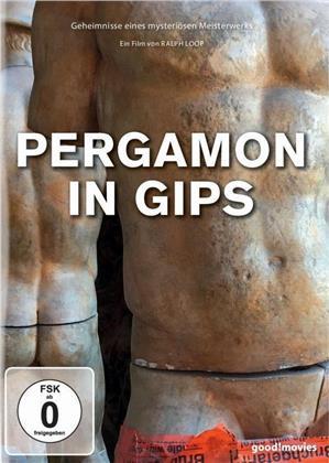 Pergamon in Gips