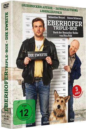 Eberhofer Triple-Box: Die Zweite - Griessnockerlaffäre / Sauerkrautkoma / Leberkäsjunkie (3 DVD)