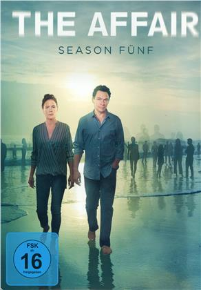 The Affair - Staffel 5 - Die finale Staffel (4 DVDs)