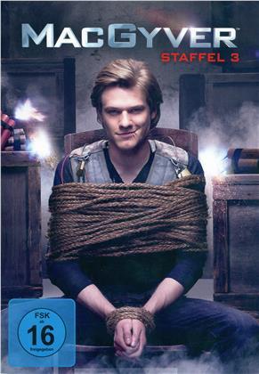 MacGyver - Staffel 3 (2016) (6 DVDs)