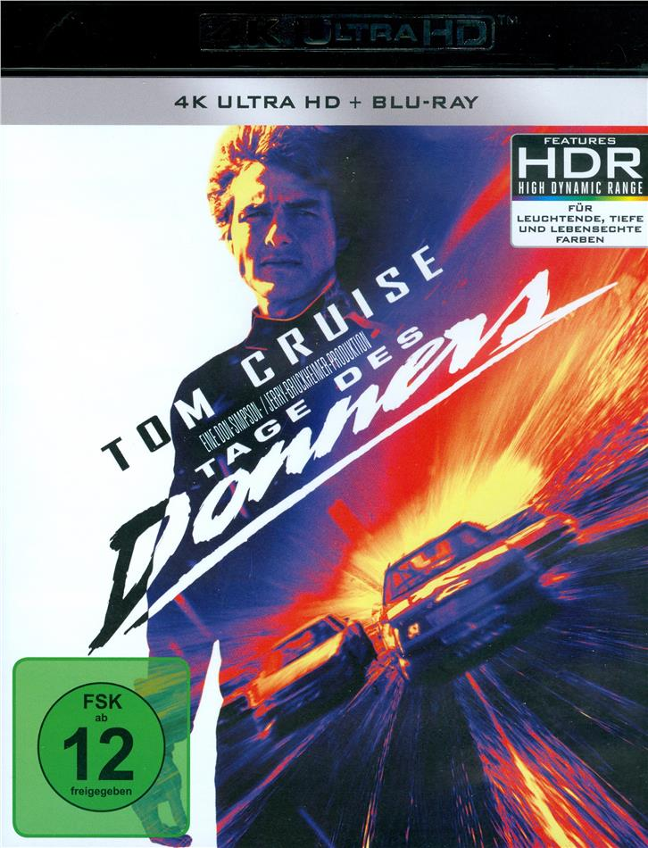 Tage des Donners (1990) (4K Ultra HD + Blu-ray)