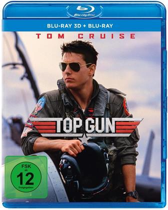 Top Gun (1986) (Neuauflage, Blu-ray 3D + Blu-ray)