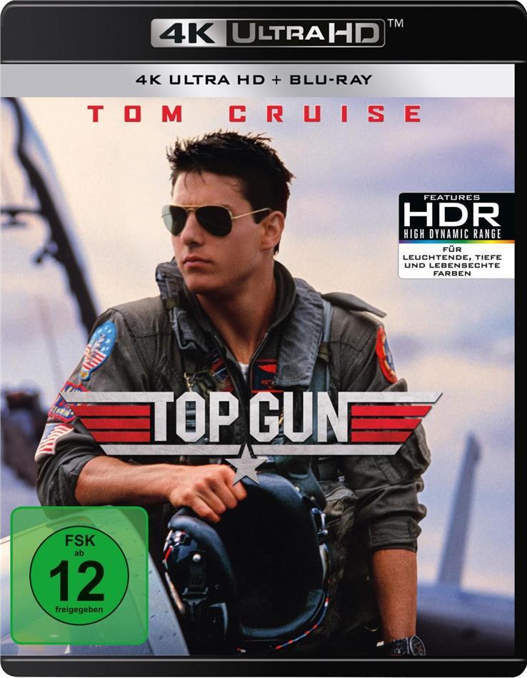 Top Gun (1986) (4K Ultra HD + Blu-ray)