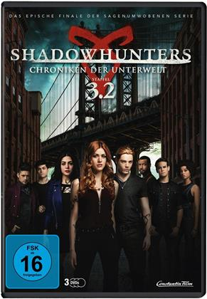 Shadowhunters - Chroniken der Unterwelt - Staffel 3.2 (3 DVDs)