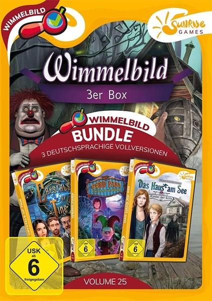 Wimmelbild 3-er Box Vol.25