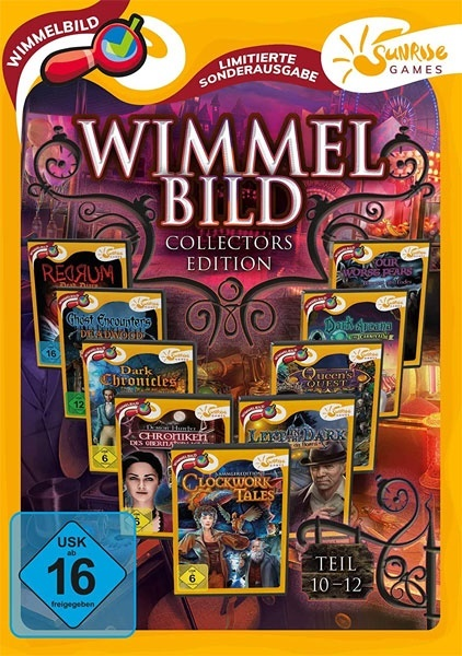 Wimmelbild Collection Edition Vol.10-12