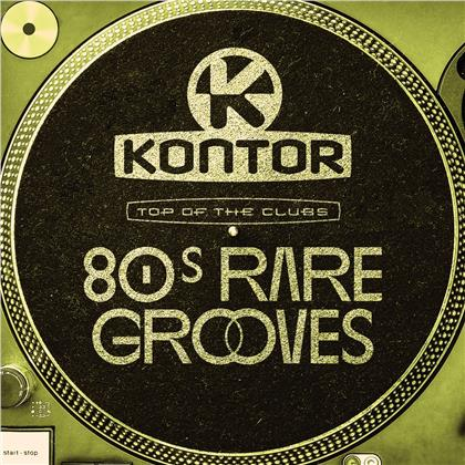 Kontor Top Of The Clubs - 80s Rare Grooves (3 CDs)