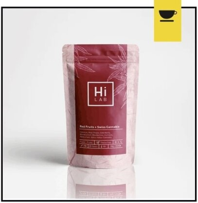 Hi Lab Red Fruits Tea (30g)