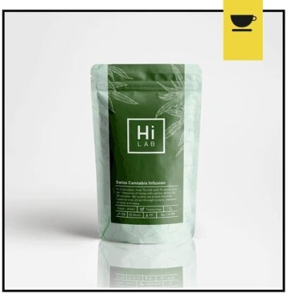 Hi Lab Pure Swiss Cannabis Tea (8g)