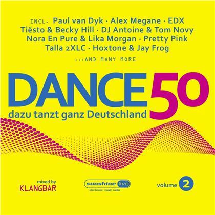 Dance 50 Vol. 2 (2 CDs)