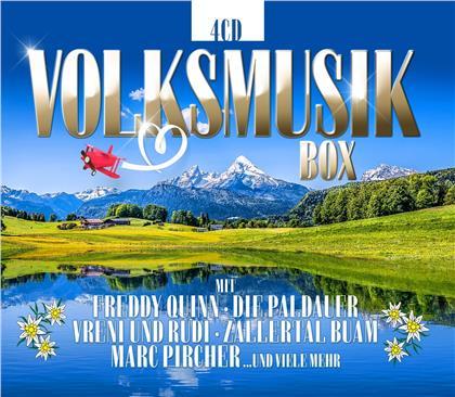 Volksmusik Box (4 CDs)
