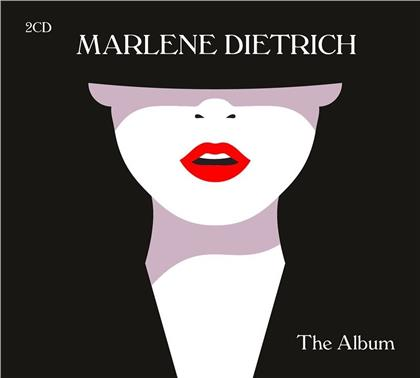 Marlene Dietrich - The Album (2 CDs)