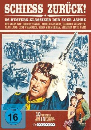 Schiess zurück! - US-Western-Klassiker der 50er Jahre (10 DVDs)