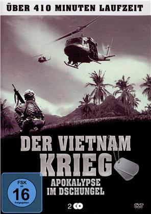 Der Vietnam Krieg - Apokalypse im Dschungel (2 DVDs)