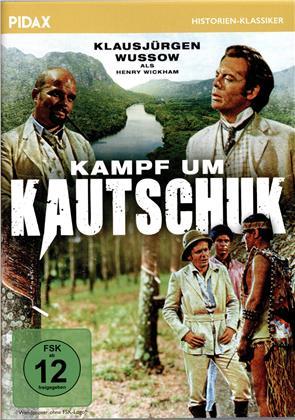 Kampf um Kautschuk (1967) (Pidax Historien-Klassiker, s/w)