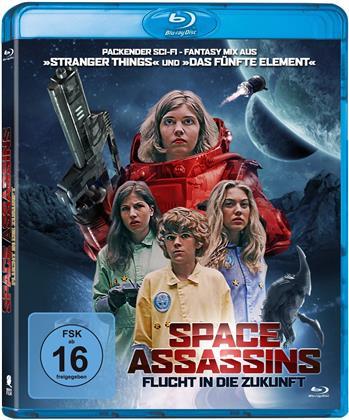 Space Assassins - Flucht in die Zukunft (2019)