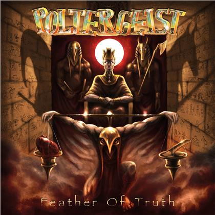 Poltergeist - Feather Of Truth (Limited Gatefold, Gold Coloured Vinyl, LP)