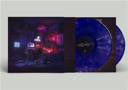 The Midnight - Monsters (Purple Vinyl, 2 LPs + Digital Copy)