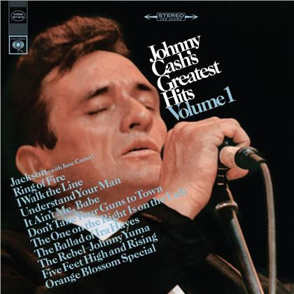 Johnny Cash - Greatest Hits, Volume 1 (2020 Reissue, Sony Legacy, LP)