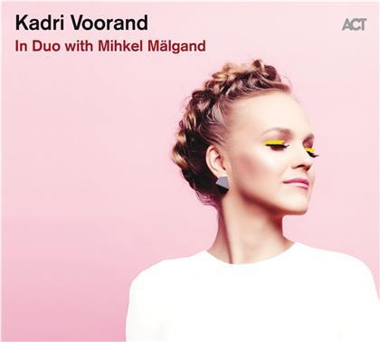 Kadri Voorand & Mihkel Mälgand - In Duo With Mihkel Mälgand (LP)