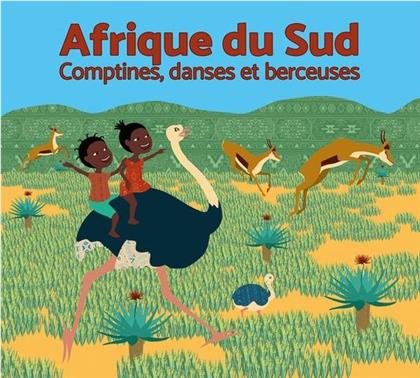 Afrique du sud - Comptines, danses et berceuses