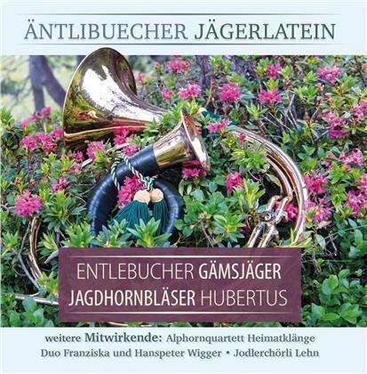 Entlebucher Gämsjäger & Jagdhornbläser Hubertus - Äntlibuecher Jägerlatein