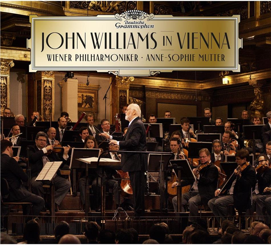 John Williams (*1932) (Komponist/Dirigent) & Anne-Sophie Mutter - John Williams In Vienna (2 LPs)
