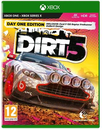 DiRT 5 - Launch Edition
