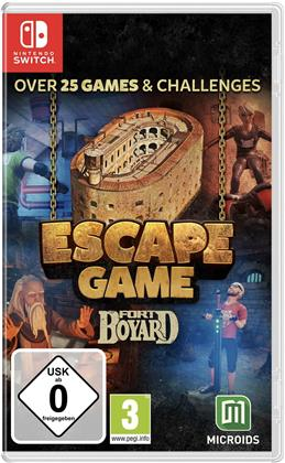 Escape Game - Fort Boyard