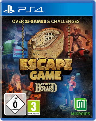 Escape Game - Fort Boyard