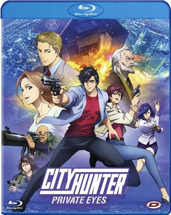 City Hunter - Private Eyes (2019)