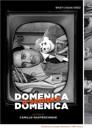 Domenica è sempre Domenica (1958) (Ripley's Home Video, n/b, Riedizione)