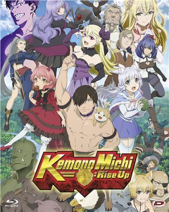 Kemono Michi - Rise Up - Serie Completa (2 Blu-ray)