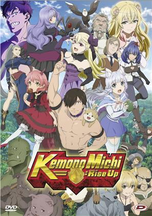 Kemono Michi - Rise Up - Serie Completa (2 DVDs)