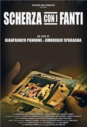 Scherza con i fanti (2019) (DVD + CD)